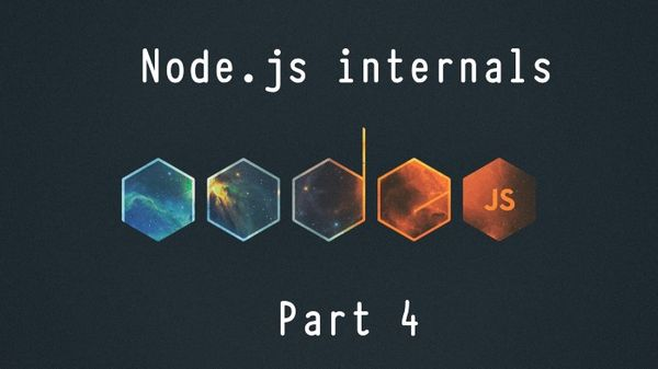 Node.js Internals: Not everything happens on the thread pool
